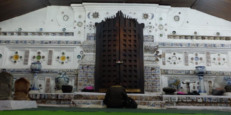 metland-cirebon-Tomb Sunan Gunung Jati