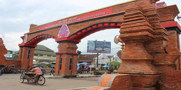 metland-cirebon-Batik Trusmi Village