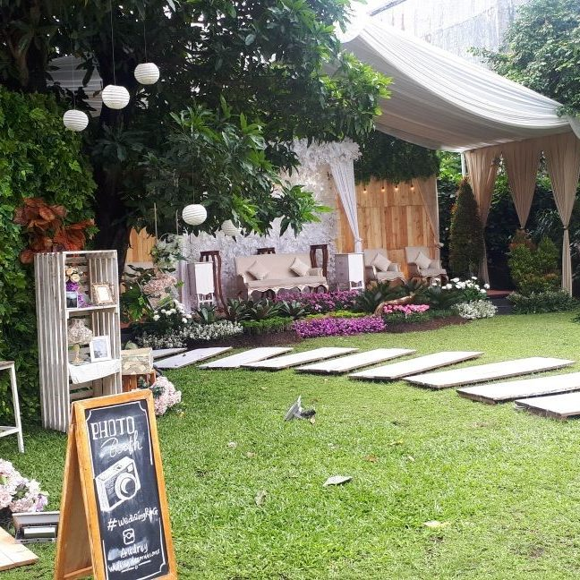 metland-cirebon-Garden Party for Private Event